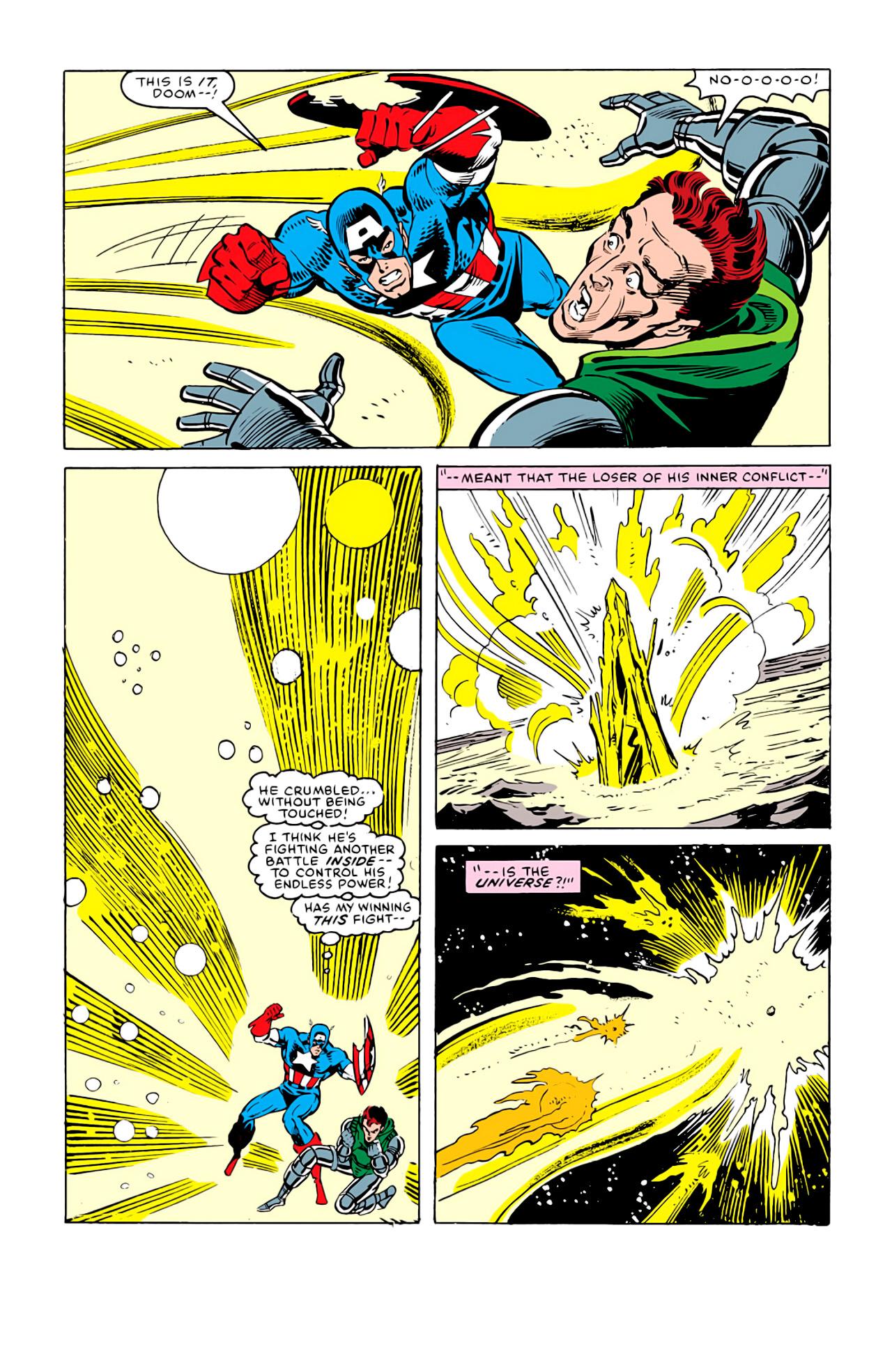 Captain America (1968) Issue #292m #220 - English 31