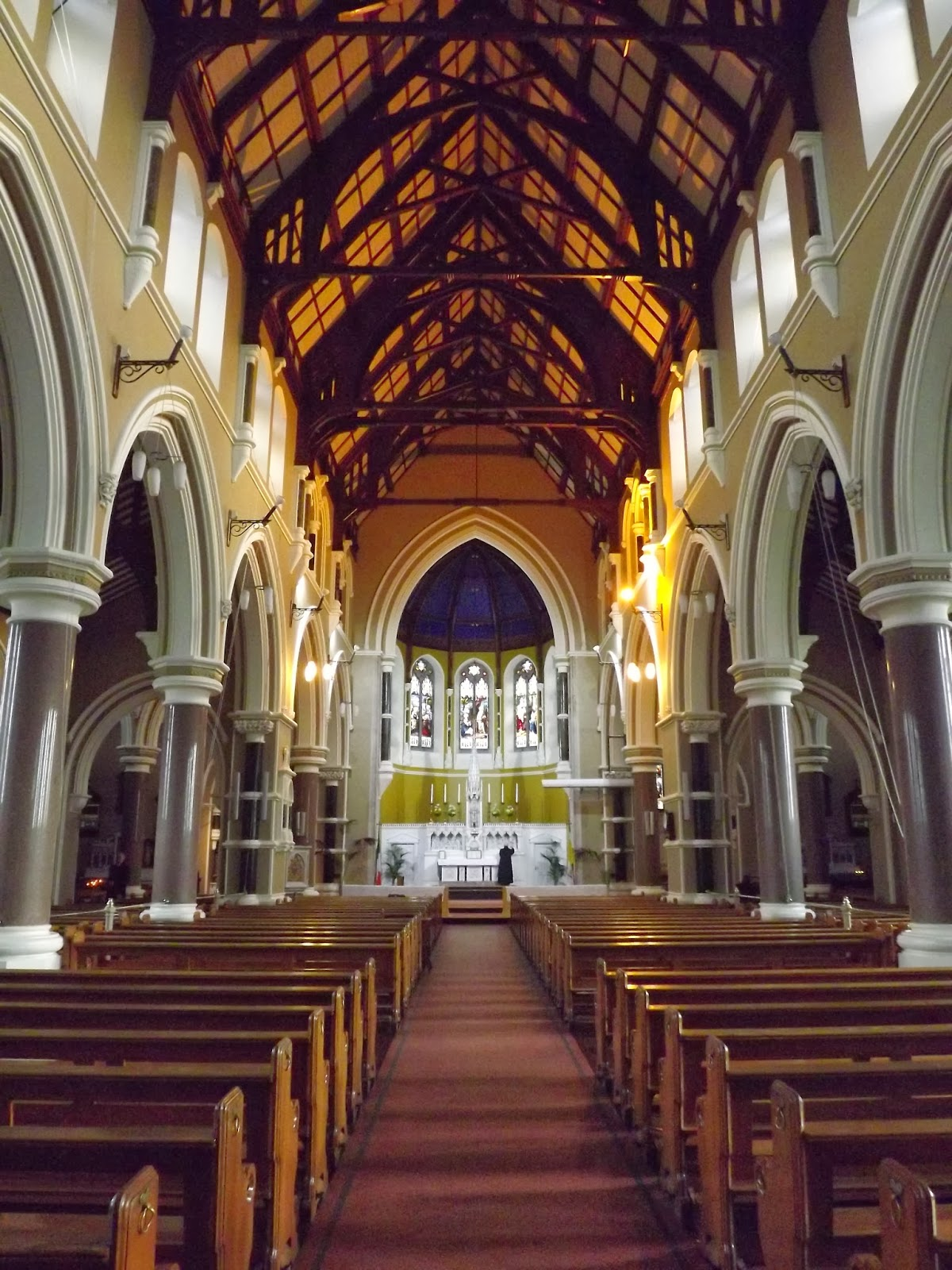 limerick saint michael s church: