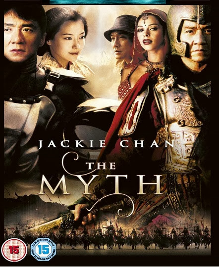 The Myth 2005 Hindi Dubbed Dual Audio BRRip 350mb