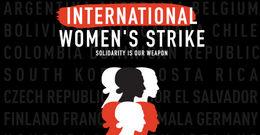 Protest  Kobiet  -  8 marca