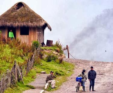 Turismo en Ecuador Oyacachi y la Reserva Cayambe-Coca