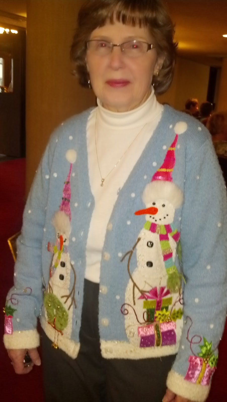Nikos: Photos from Ugly Christmas Sweater (UCS) Sunday ...