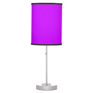 Spa home decor accent lamp