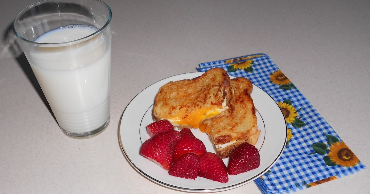 Ag Me On: Grilled Peanut Butter Egg & Cheese Sandwich