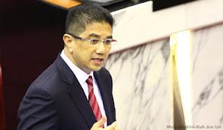 Ahli Dewan Undangan Negeri (ADUN) Bukit Antarabangsa, Azmin Ali