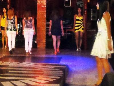 catwalk show