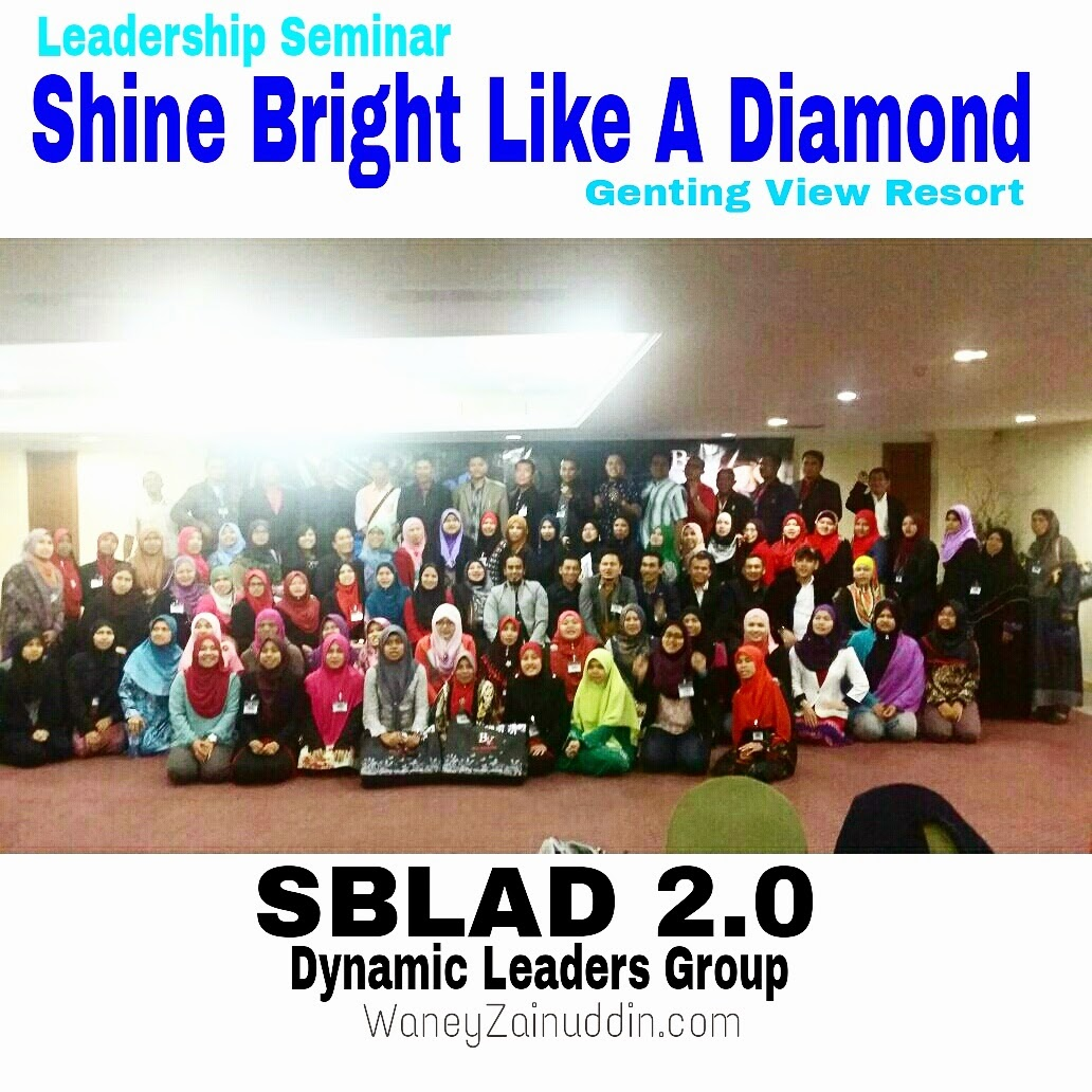 SBLAD, Shine Bright Like A Diamond, Stokis Hai-O Putra Heights, Genting View Resort Genting Highland, Dynamic Leaders Group, Social Media Business in Malaysia, Bio Velocity Sleep Mate Agent Shah Alam, Premium Beautiful Corset, peluang bisnes 2015, peluang perniagaan 2015, Waney Zainuddin