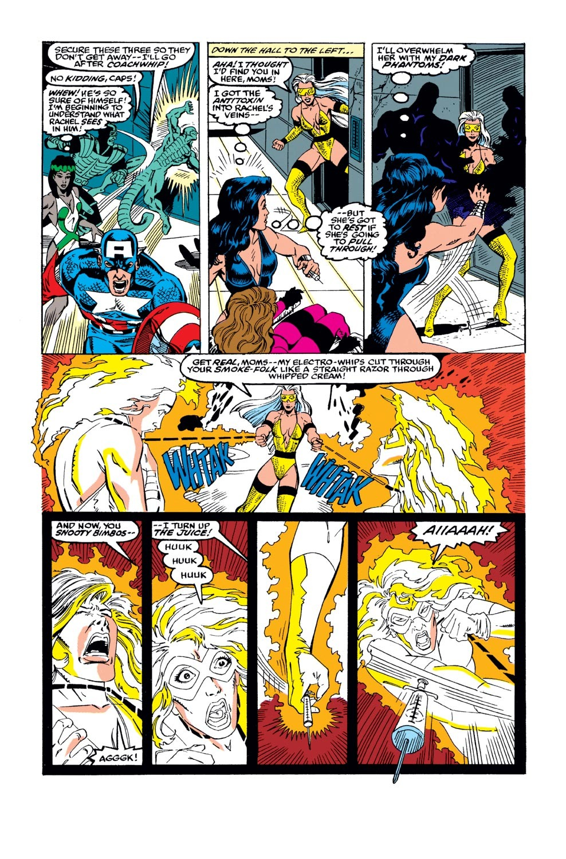 Captain America (1968) Issue #382 #315 - English 17