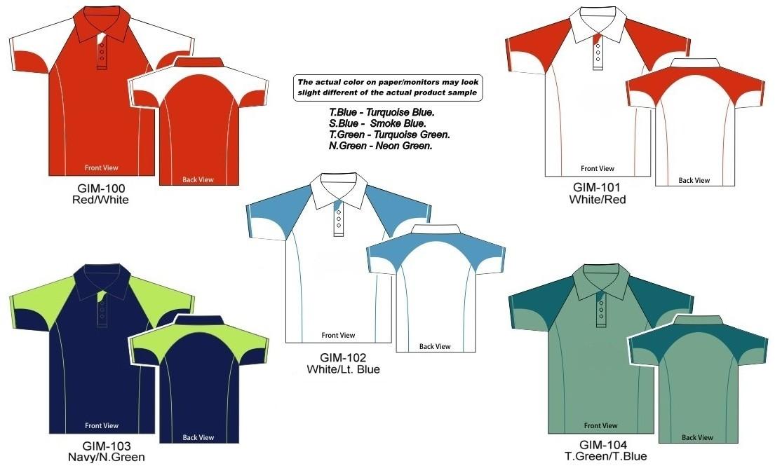 Konveksi seragam dan kaos kaos krah polo shirt for Polo shirt logo design
