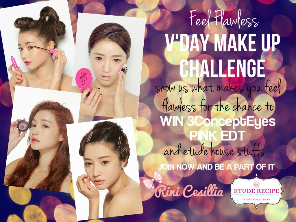 Join this makeup challenge!