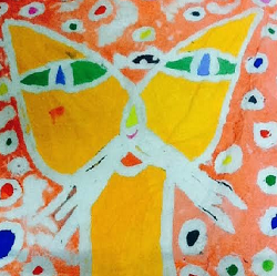 http://www.artintertwine.blogspot.ca/2014/04/more-paul-klee-cat-and-bird-batiks.html