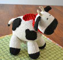 Milk Cow pattern now available!