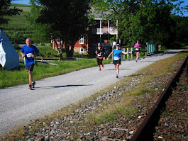 2013 RACES Completed: Bob Potts Rail Trail Marathon in PA