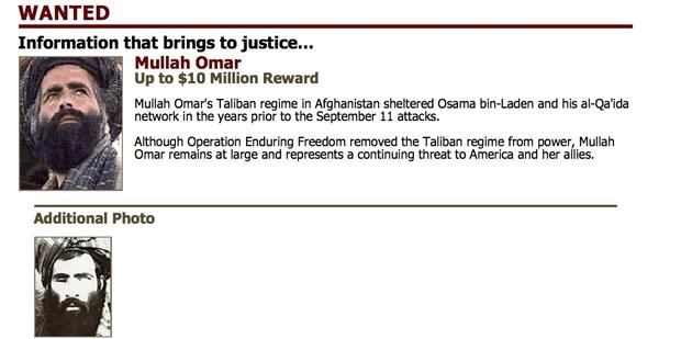 Afghan Taliban death threat to peace –  Mullah Muhammad Omar