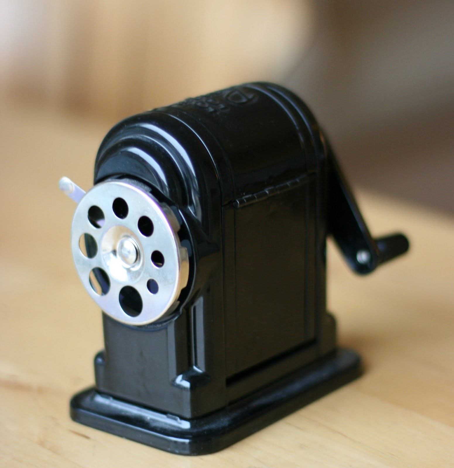 Old Fashioned Wall Mounted Pencil Sharpener