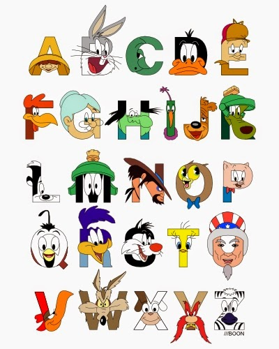 Cartoon Characters 9 Letters : Mike baboon design that s alphabet folks