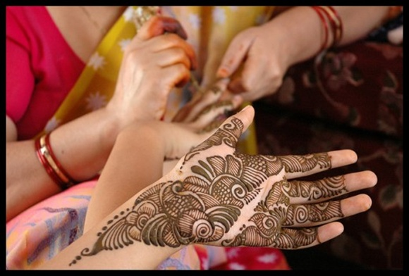 mehndi of designs