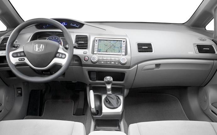 Honda Civic 2008 Interior
