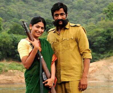Veerappan movie stills
