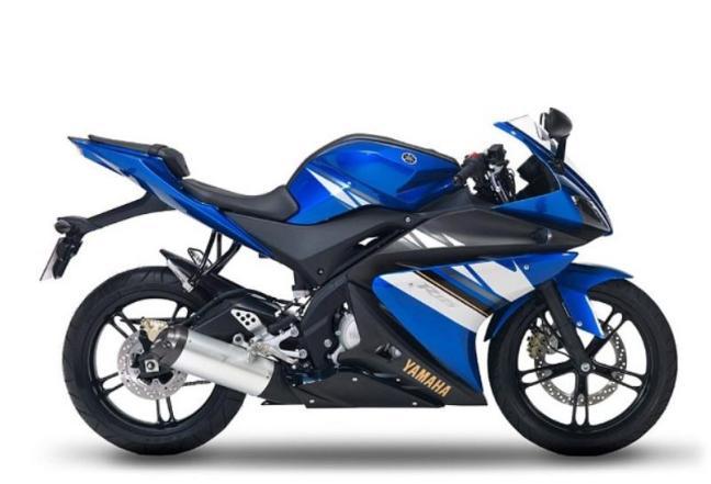 Modif Yamaha R15
