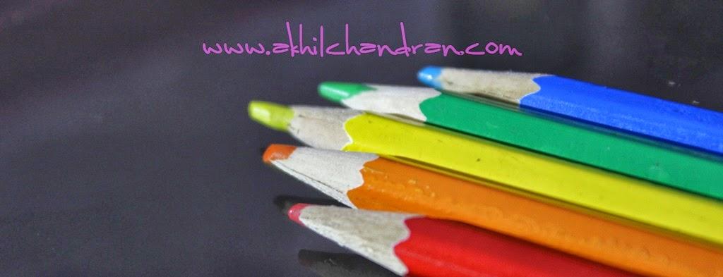 www.akhilchandran.com