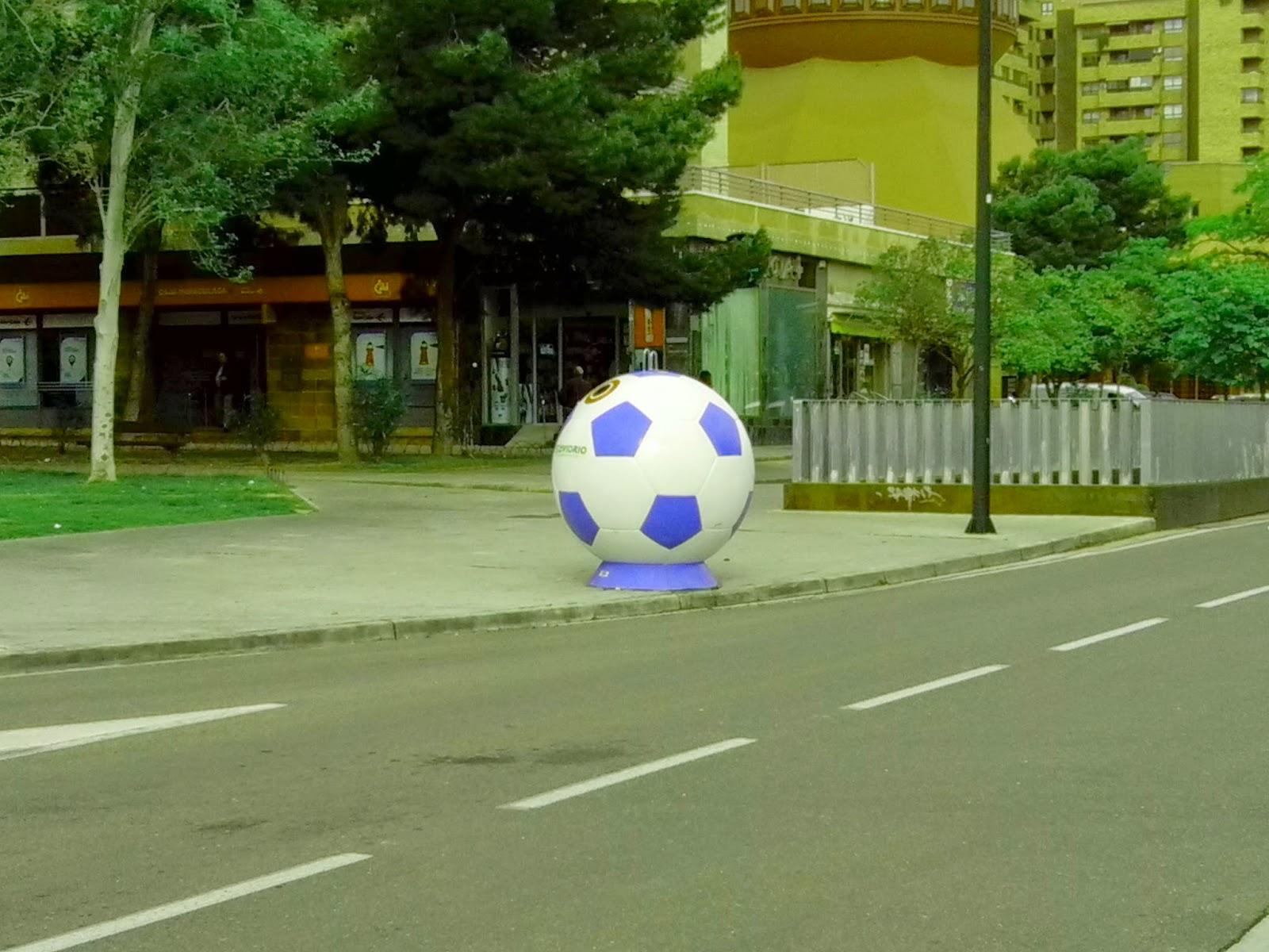 Balón Real Zaragoza