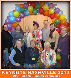 Nashville UMAP Keynote