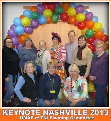 Nashville UMAP Keynote