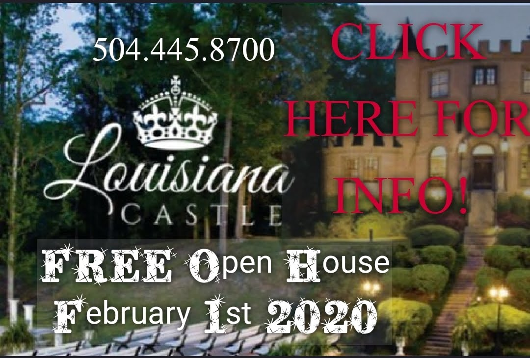 open house February 1st 2020