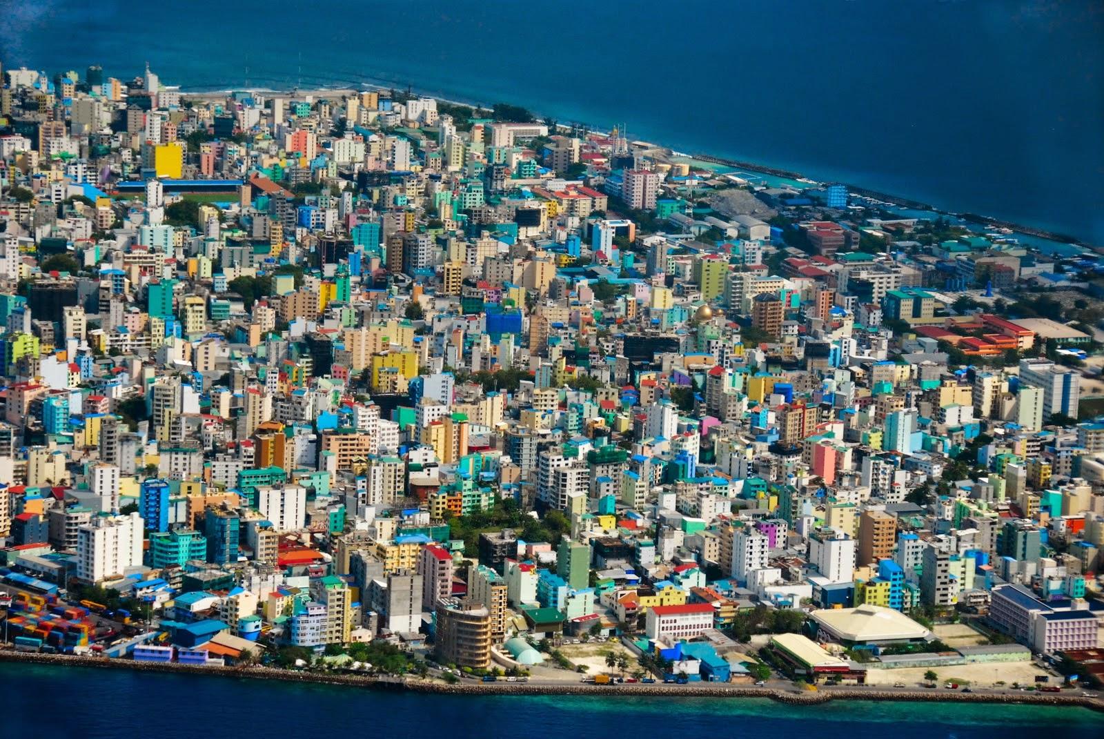نبذة عن ماليه عاصمة المالديف