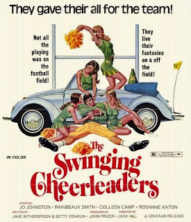 The Swinging Cheerleaders 1974