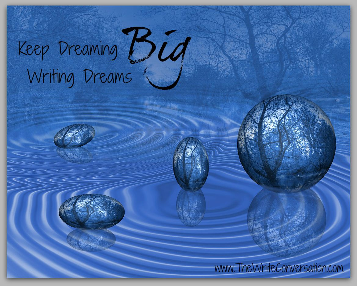 dream big essay Image courtesy of jamal vrno being a big dreamer doesn't mean that you walk around with your head in the clouds it means that you're seeking a purpose for your life and it means that you're becoming fulfilled in the process people that get into the habit of dreaming big will accomplish those goals.
