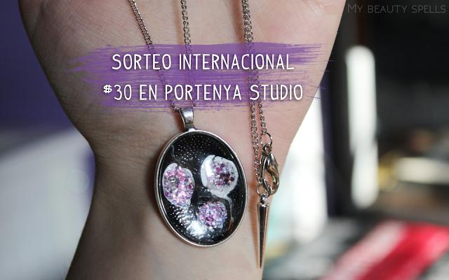 Sorteo de Portenya Studio