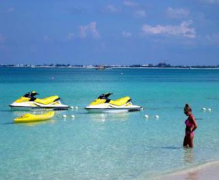 Caribbean Jet Skiing