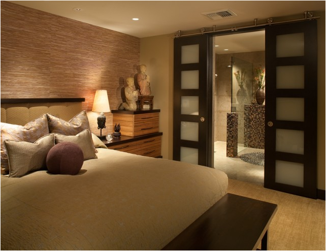 Asian bedroom design ideas room design inspirations for Bed styling ideas