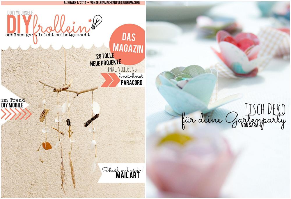 Das DIY frollein Online Magazin