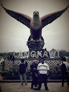 Langkawi --Padang Besar Holiday 2013