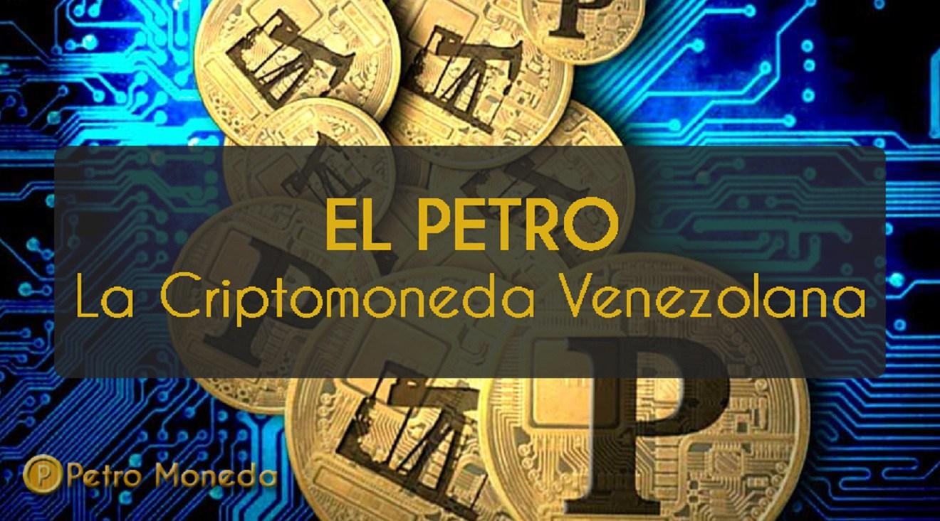 PETRO (PTR) - INVERSION, COMPRA, VENTA... SABES COMO FUNCIONA LA NUEVA MONEDA DE VENEZUELA?...