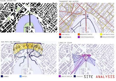 Beyond representation architectural design 5 further site analysis further site analysis and diagramming ccuart Images