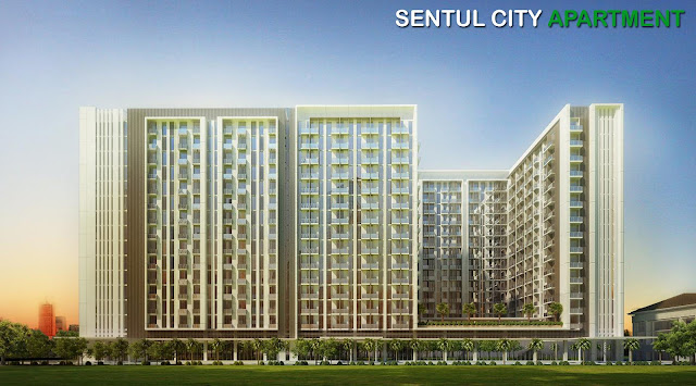 Sentul_City_Apartment_Elevation_1
