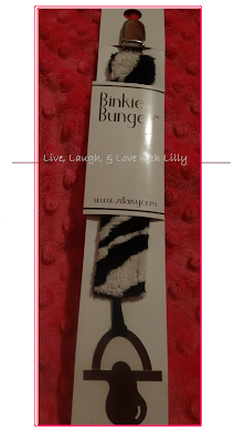 Binkie Bungee in Zebra Review