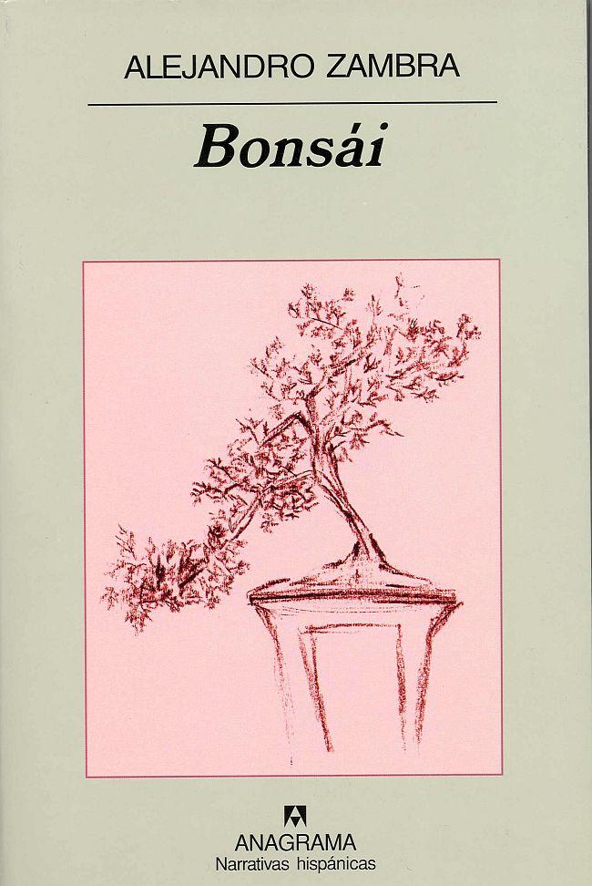 La dama literaria rese a bons i alejandro zambra - Libros de bonsais ...