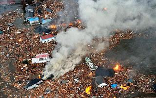 Tsunami en Japon 11 Marzo