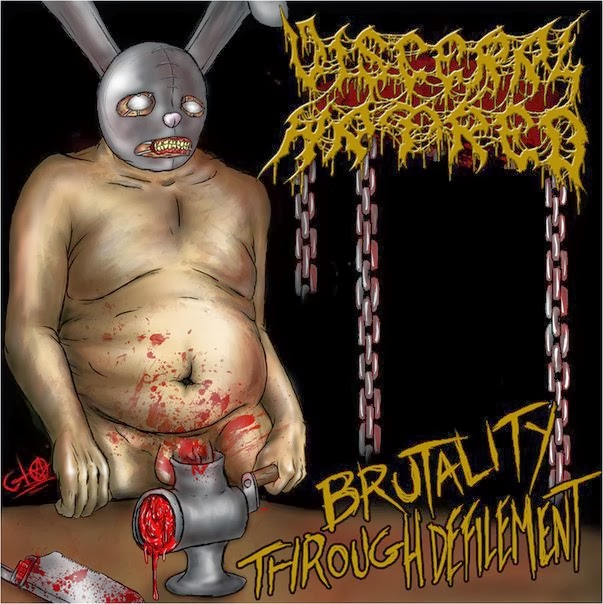 Visceral Hatred - Brutality Through Defilement (2013).jpg