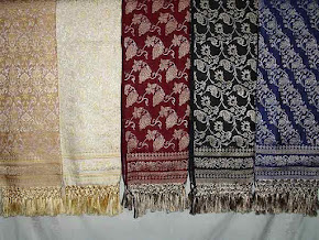 Himroo Shawls from Aurangabad