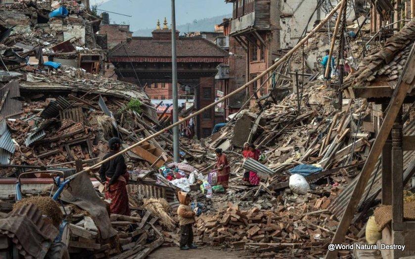 april 2015 nepal earthquake