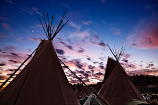 inipi tribus nativas
