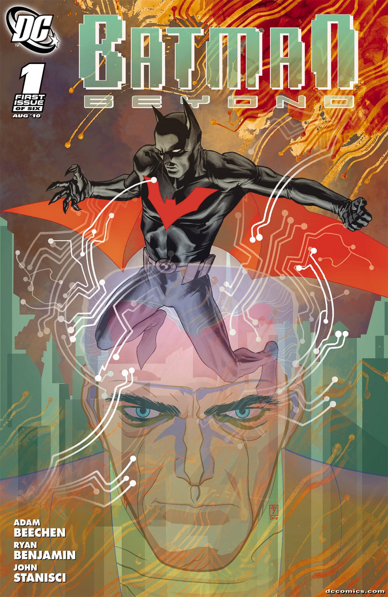 Batman Beyond (2010) Issue #1 #1 - English 2
