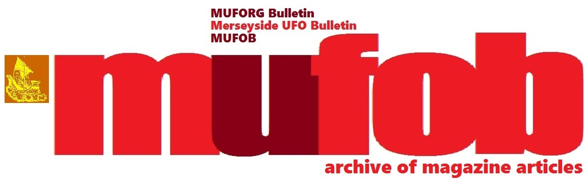 MUFORG AND MUFOB ARCHIVE