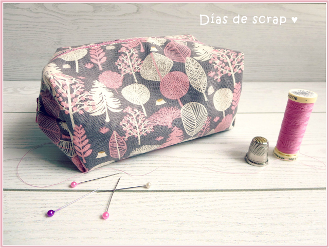 costura sewing projects estuche diy